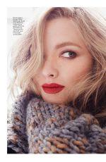 AMANDA SEYFRIED in Instyle Magazine, Germany November 2017