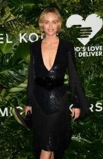 AMBER VALLETTA at God's Love We Deliver, Golden Heart Awards in New York 10/16/2017
