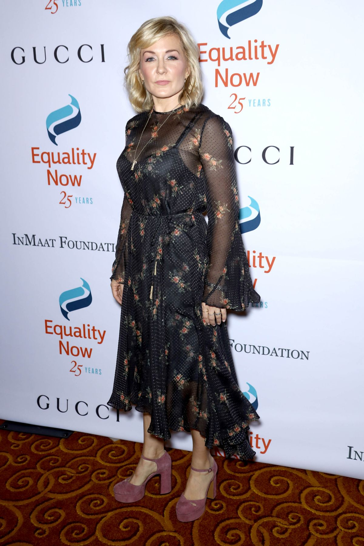 AMY CARLSON at Make Equality Reality Gala in New York 10 ...