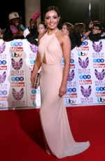 AMY DOWDEN at Pride of Britain Awards 2017 in London 10/30/2017