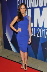 ANA ASENSIO at 61st BFI London Film Festival Awards in London 10/14/2017