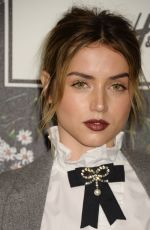 ANA DE ARMAS at H&M x Erdem Runway Show & Party in Los Angeles 10/18/2017