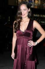 ANA IVANOVIC at Intimissimi Flagship Boutique Opening in New York 10/18/2017