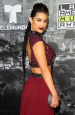 ANABELLE ACOSTA at 2017 Latin American Music Awards in Hollywood 10/26/2017
