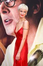 ANDREA RISEBOROUGH at Battle of the Sexes Premiere at 61st BFI London Film Festival 10/07/2017