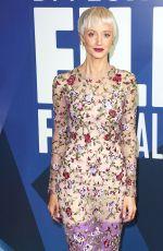ANDREA RISEBOURGH at 61st BFI London Film Festival Awards in London 10/14/2017