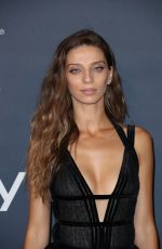 ANGELA SARAFYAN at 2017 Instyle Awards in Los Angeles 10/23/2017