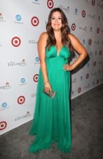 ANGELIQUE CABRAL at 2017 Annual Eva Longoria Foundation Gala in Beverly Hills 10/12/2017