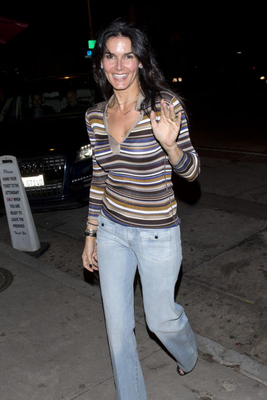 ANGIE HARMON at Craig