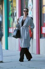 ANGLEINA JOLIE Out and About in Los Feliz 10/23/2017