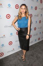 ANJELAH JOHNSON at 2017 Annual Eva Longoria Foundation Gala in Beverly Hills 10/12/2017