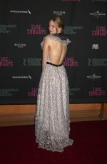 ANNA BARYSHNIKOV at Time and the Conways Opening Night in New York 10/10/2017