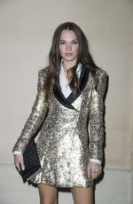 ANNA BREWSTER at Chanel's Code Coco Watch Launch Party in Paris 10/03/2017