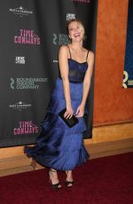 ANNA CAMP at Time and the Conways Opening Night in New York 10/10/2017