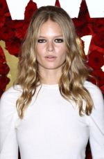 ANNA EWERS at 2017 WWD Honors in New York 10/24/2017