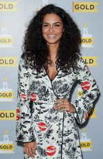 ANNA SHAFFER at UKTV's Comedy Channel Hold 25th Anniversary Party in London 10/11/2017