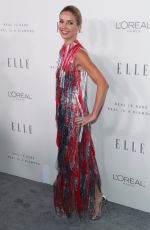 ANNABELLE WALLIS at Elle Women in Hollywood Awards in Los Angeles 10/16/2017