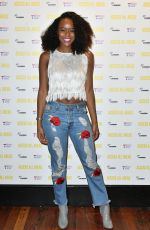 ANNALIESSE DAYES at Access All Areas Screening in London 10/17/2017
