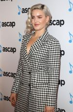 ANNE MARIE at Ascap Awards in London 10/16/2017