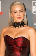 ANNE MARIE at Kiss FM's Haunted House Party in London 10/26/2017