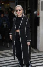ANNE MARIELeaves BBC 2 Studios in London 10/28/2017