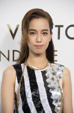 ANNIE CHEN at Louis Vuitton's Boutique Opening at Paris Fashion Week 10/02/2017