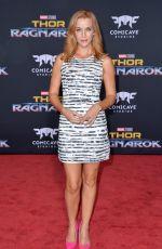 ANNIE WERSCHING at Thor: Ragnarok Premiere in Los Angeles 10/10/2017
