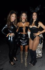 ARIANNY CELESTE Arrives at Avenue