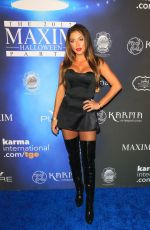 ARIANNY CELESTE at 2017 Maxim Halloween Party in Los Angeles 10/21/2017