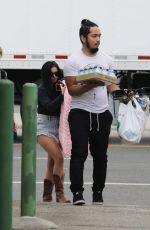 ARIEL WINTER Out Shopping in Beverly Hills 10/03/2017