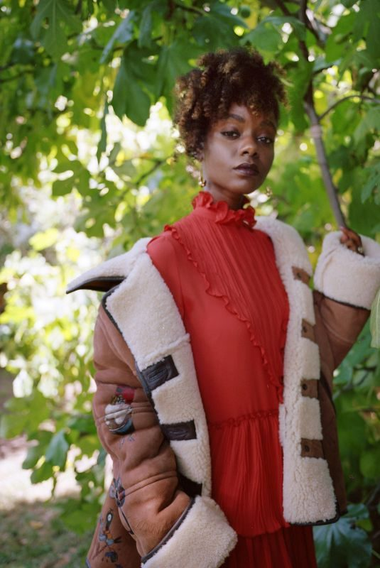 ASHLEIGH MURRAY for Teen Vogue, 2017