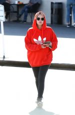 ASHLEY BENSON Out and About in Los Feliz 10/04/2017