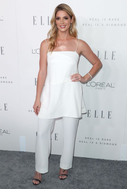 ASHLEY GREENE at Elle Women in Hollywood Awards in Los Angeles 10/16/2017