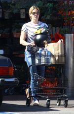 ASHLEY GREENE Leaves Pavilions Supermarket in Beverly Hills 10/10/2017