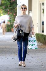 ASHLEY GREENE Out and About in West Hollywood 10/12/2017