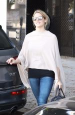 ASHLEY GREENE Out in West Hollywood 10/12/2017