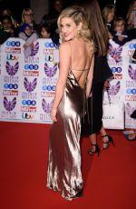 ASHLEY ROBERTS at Pride of Britain Awards 2017 in London 10/30/2017