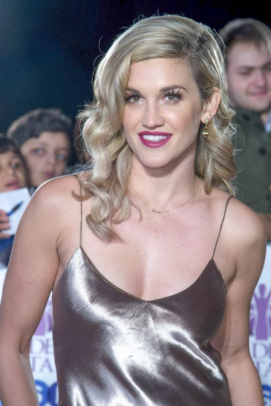 ASHLEY ROBERTS at Pride of Britain Awards 2017 in London 10/30/2017
