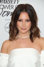 ASHLEY TISDALE at Variety Power of Women in Beverly Hills 10/13/2017