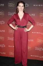 AUDREY MOORE at People's Ones to Watch Party in Los Angeles 10/04/2017