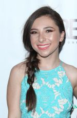 AVA CANTRELL at School Spirits Premiere in Los Angeles 10/06/2017