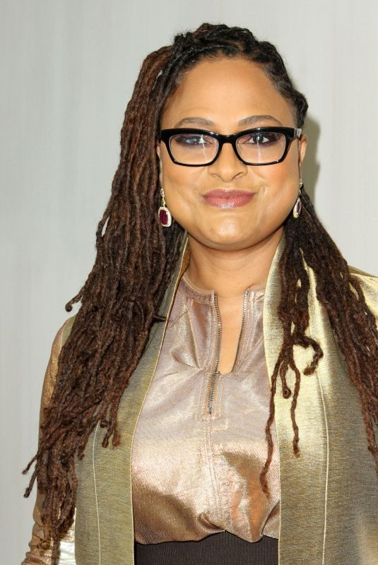 AVA DUVERNAY at Hammer Museum Gala in the Garden Honoring Ava Duvernay in Los Angeles 10/14/2017