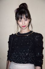 AYAMI NAKAJO at Chanel's Code Coco Watch Launch Party in Paris 10/03/2017