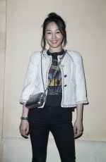 BAI BAIHE at Chanel's Code Coco Watch Launch Party in Paris 10/03/2017