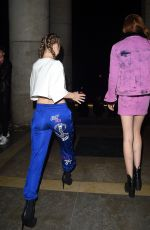 BARBARA PALVIN at CR Fashion Book Launch Party in Paris 09/30/2017
