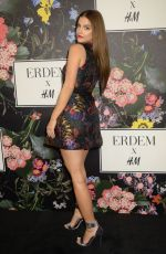 BARBARA PALVIN at H&M x Erdem Runway Show & Party in Los Angeles 10/18/2017
