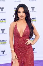 BECKY G at 2017 Latin American Music Awards in Hollywood 10/26/2017