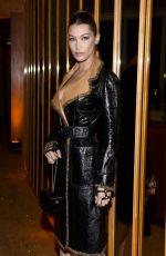 BELLA HADID at V Magazine Dinner in Honor of Karl Lagerfeld in New York 10/23/2017