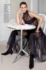 BELLA HADID in Madame Figaro Magazine, October 2017 Issue