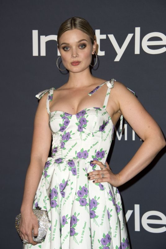 BELLA HEATHCOTE at 2017 Instyle Awards in Los Angeles 10/23/2017